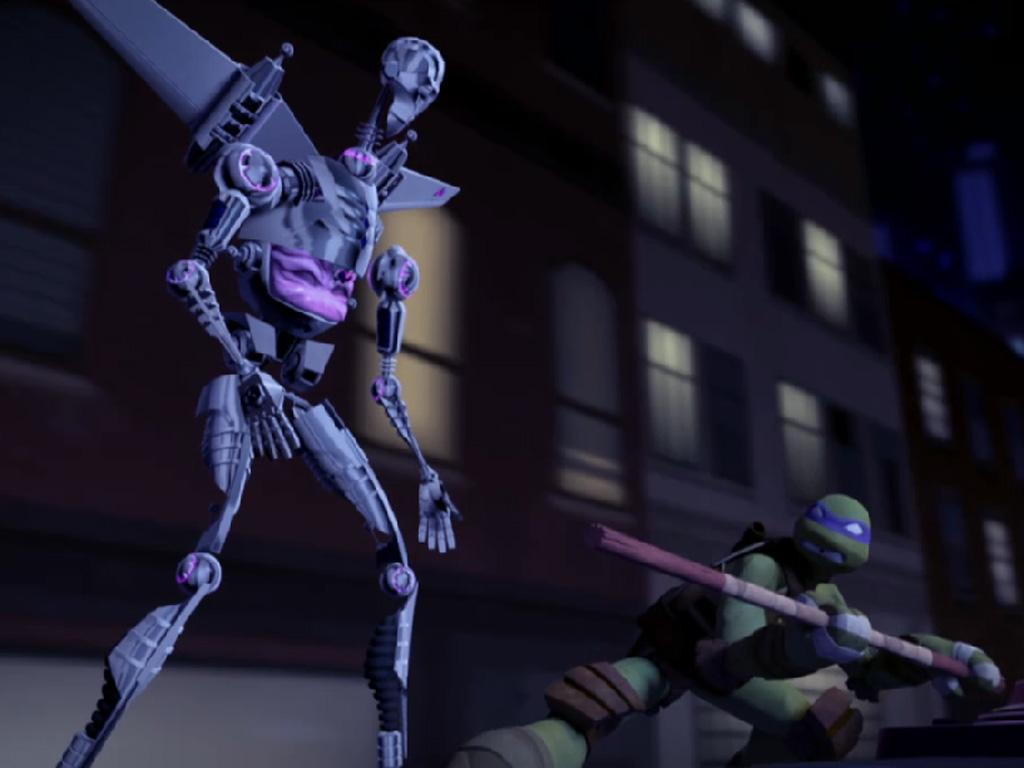Flying Kraang?!