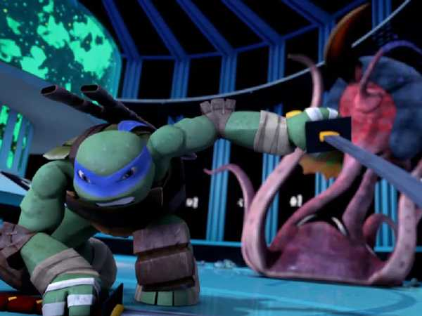 TMNT: Crushing the Kraang