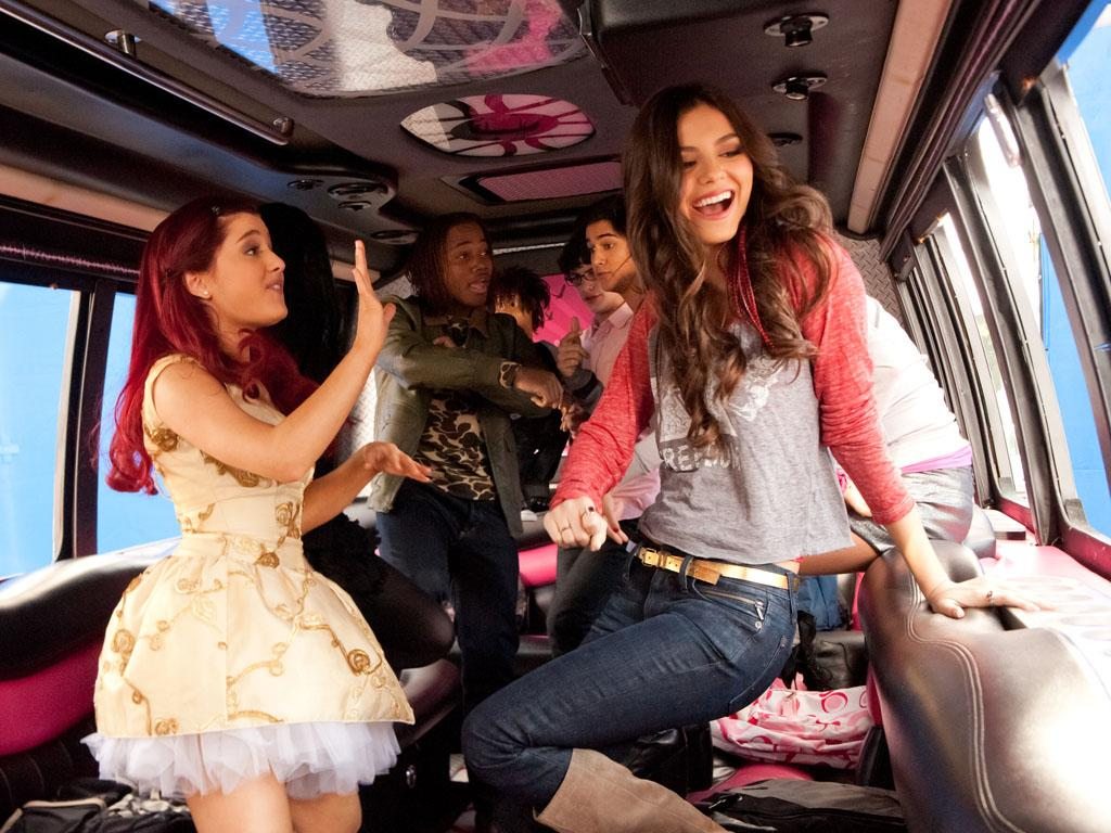 Dance Party Bus