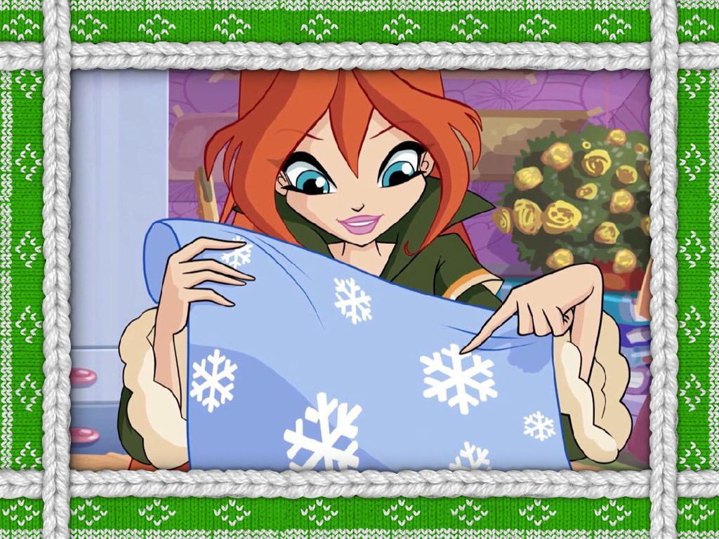 Fairy Snow Flakes