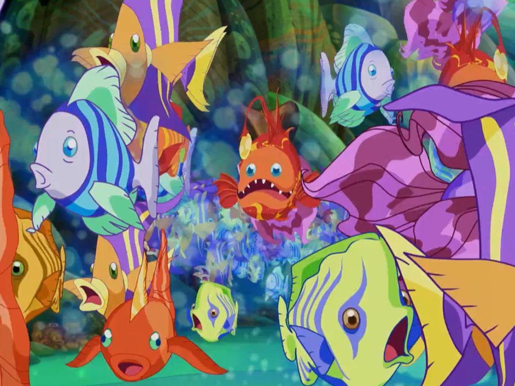 Underwater Discontent