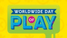 Worldwide Day of Play 2013: Tip Top Thursday Playtime