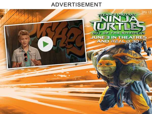 Type 4: Turtle Talk - Mikey