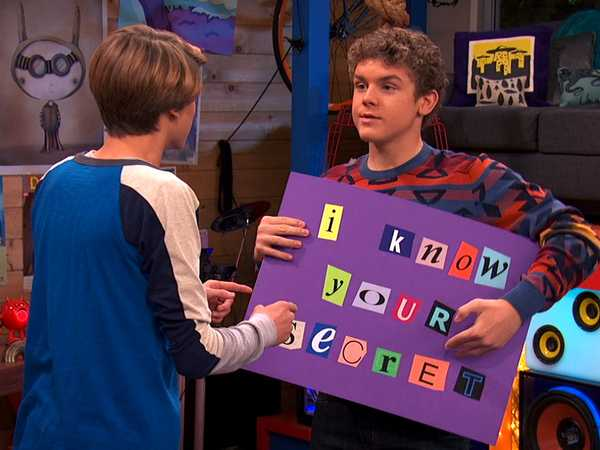 "Henry Danger: ""I Know Your Secret"""