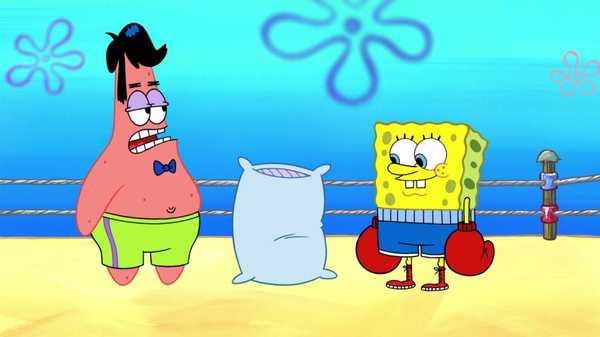 "SpongeBob SquarePants: ""Extreme Sports/Squirrel Record"""