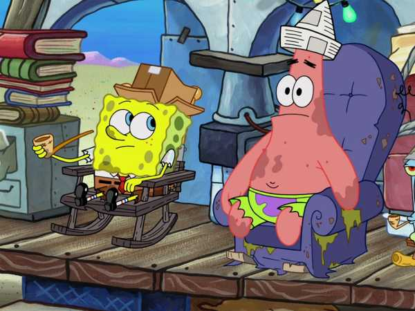 "SpongeBob SquarePants: ""Sold!/Lame and Fortune"""