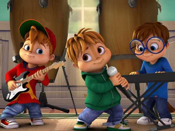 "ALVINNN!!! and The Chipmunks: ""Sister Act/Lil' T"""