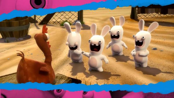 Nickelodeon Animation Tour: Rabbids Invasion
