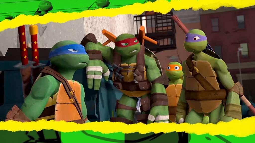 Nickelodeon Animation Tour: The Kraang Strikes Back!