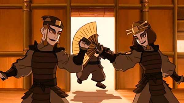 "Avatar: ""The Warriors of Kyoshi"""