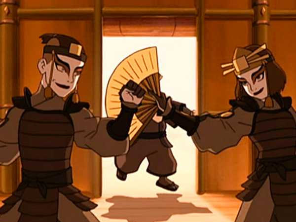 "Avatar: ""The Warriors of Kyoshi"""