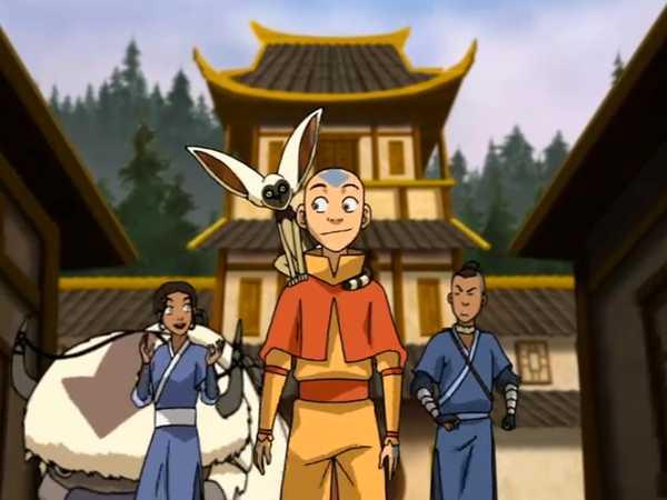 """Avatar: """"The Fortune Teller"""""""