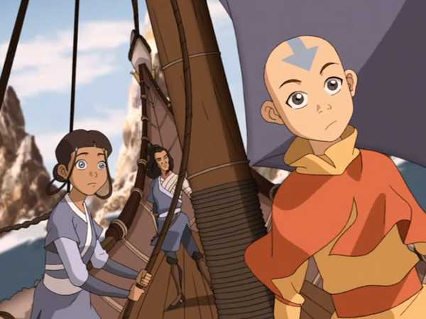 """Avatar: """"Bato of the Water Tribe"""""""
