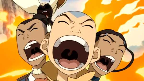 "Avatar: The Last Airbender ""The Cave of Two Lovers"""