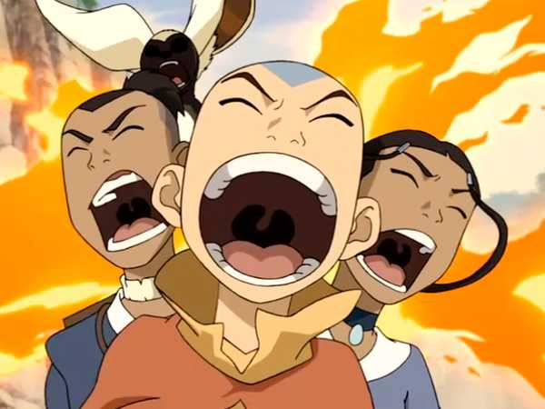 """Avatar: The Last Airbender """"The Cave of Two Lovers"""""""