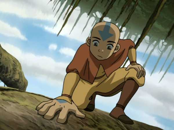 """Avatar: The Last Airbender: """"The Swamp"""""""
