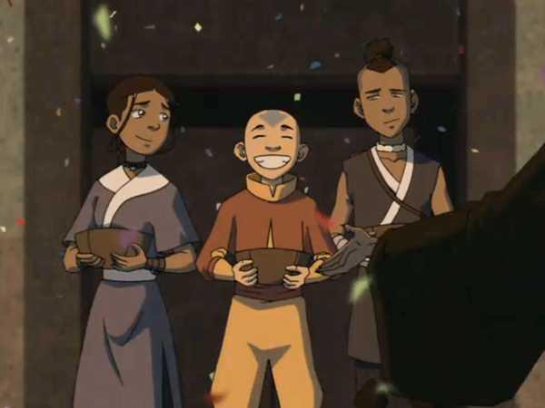 "Avatar: The Last Airbender: ""Avatar Day"""