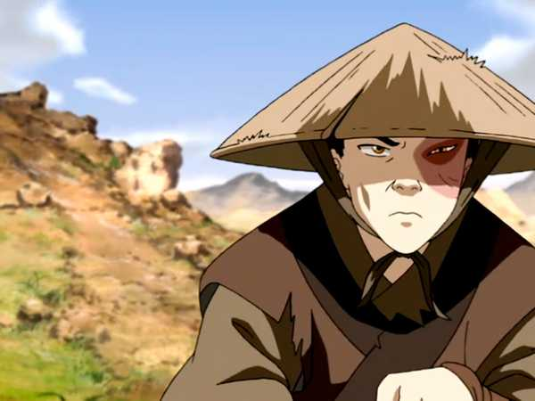 "Avatar: The Last Airbender: ""Zuko Alone"""