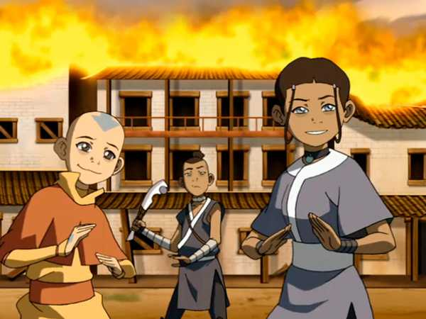 """Avatar: The Last Airbender: """"The Chase"""""""