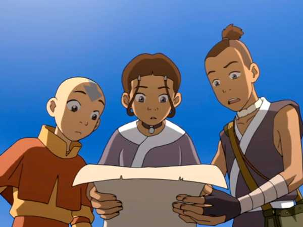 """Avatar: The Last Airbender: """"The Library"""""""