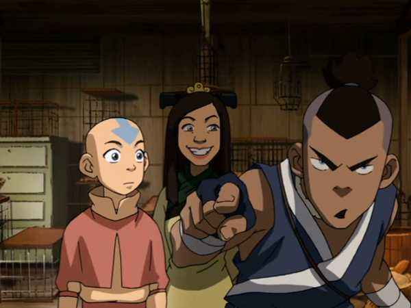 "Avatar: ""City of Walls and Secrets"""