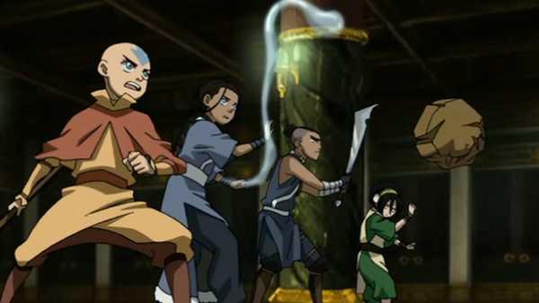 "Avatar: ""The Earth King"""