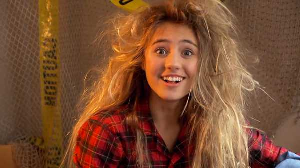 AwesomenessTV: Terry the Tomboy: Back to School Guide