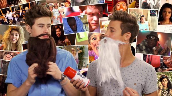 "Awesomeness TV: ""Beard Be Now"""
