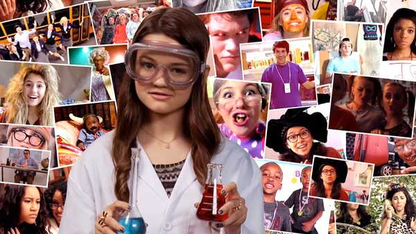 "AwesomenessTV: ""Hi-Tech History: Paul Revere"""