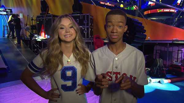 "Kids' Choice Sports 2015:  ""All Access Pass!"""