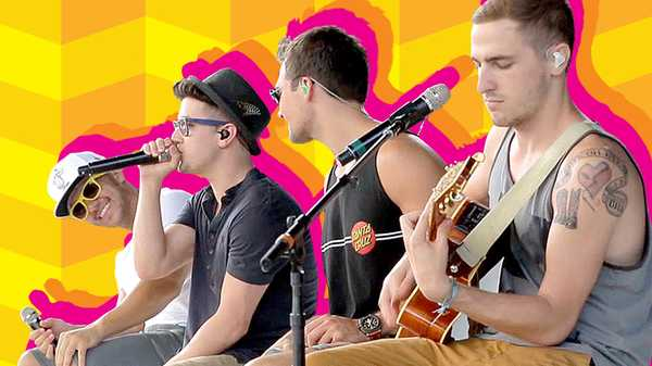 "Big Time Rush Soundcheck: ""Stuck"""
