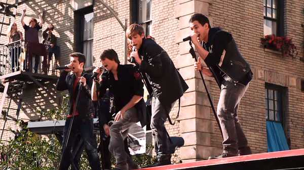 "Big Time Rush: ""Big Time Rocker"""