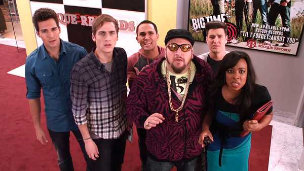 "Big Time Rush: ""Big Time Scandal"""