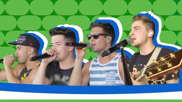 "Big Time Rush Soundcheck: ""Windows Down"""