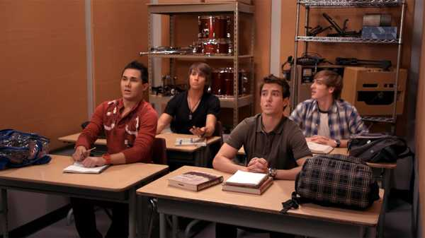 "Big Time Rush: ""Big Time School of Rocque"""