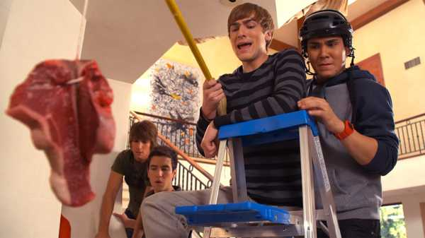 "Big Time Rush: ""Big Time Mansion"""