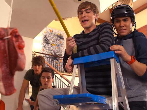 "Big Time Rush: ""Big Time Mansion"""
