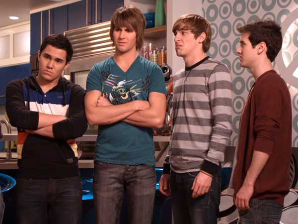 "Big Time Rush: ""Big Time Terror"""