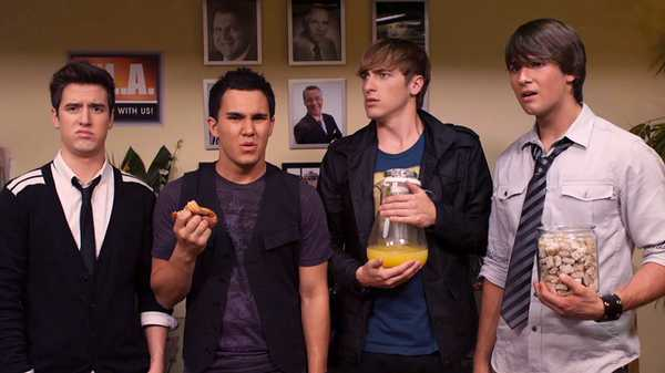 "Big Time Rush: ""Big Time Live"""