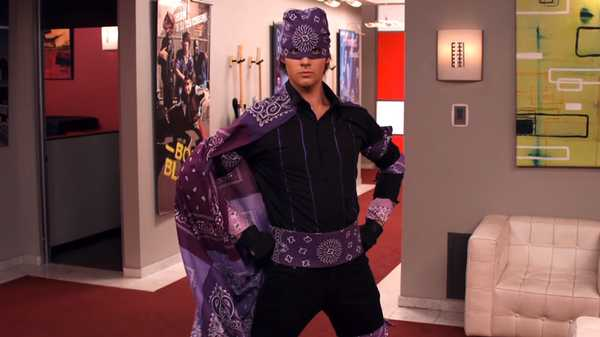 "Big Time Rush: ""Big Time Superheroes"""