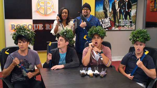 "Big Time Rush: ""Big Time Merchandise"""