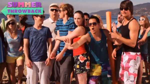 "Big Time Rush: ""Big Time Beach Party"""