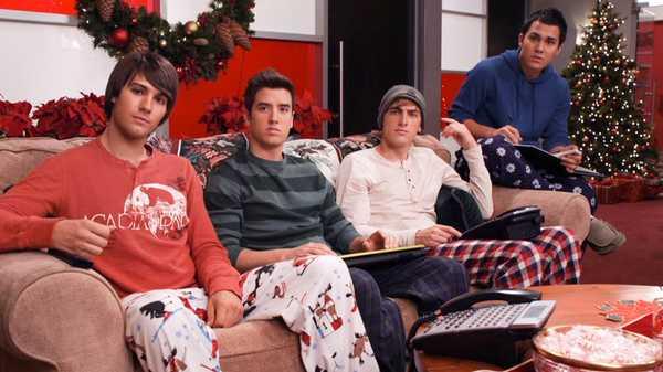 """Big Time Rush: """"Big Time Christmas"""""""