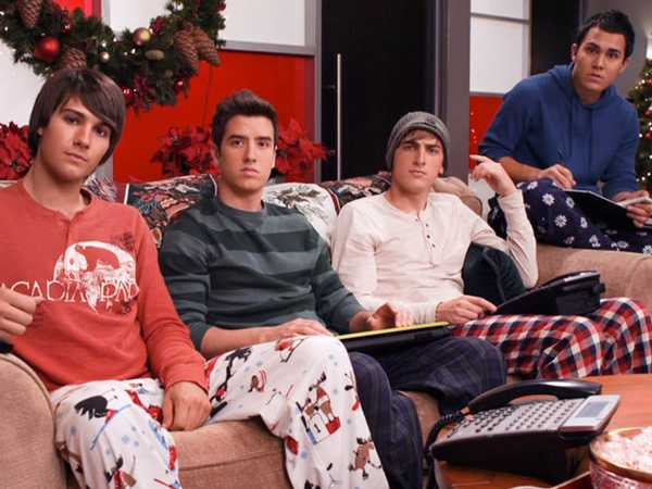 "Big Time Rush: ""Big Time Christmas"""