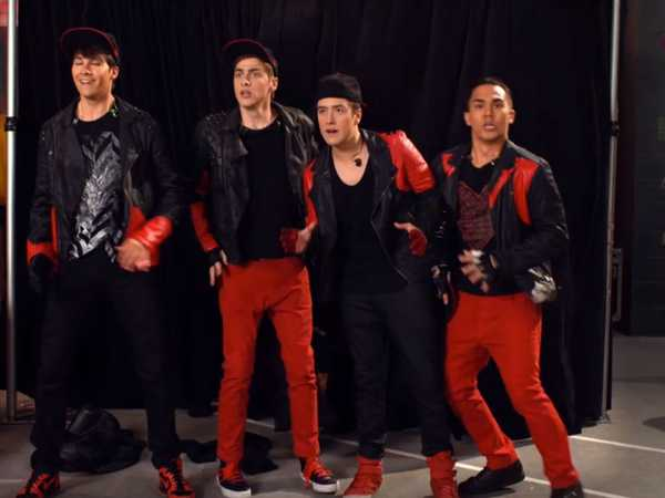 "Big Time Rush: ""Backstage Rush"