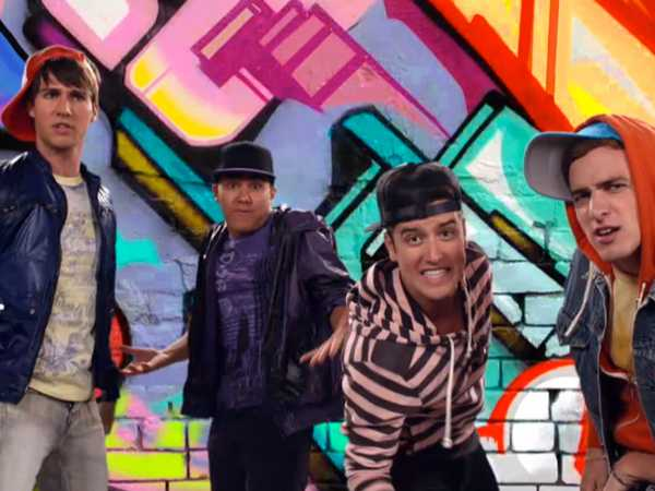 "Big Time Rush: ""Bel Air Rush"""
