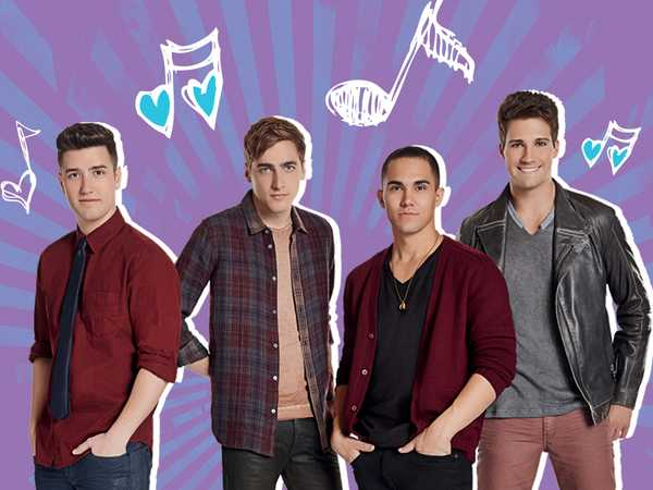 "Big Time Rush: ""We Are"""