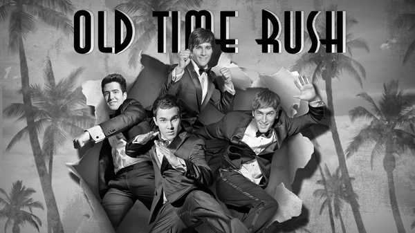 "Big Time Rush: Fake Trailer: ""Not Coming Soon: Old Time Rush"""