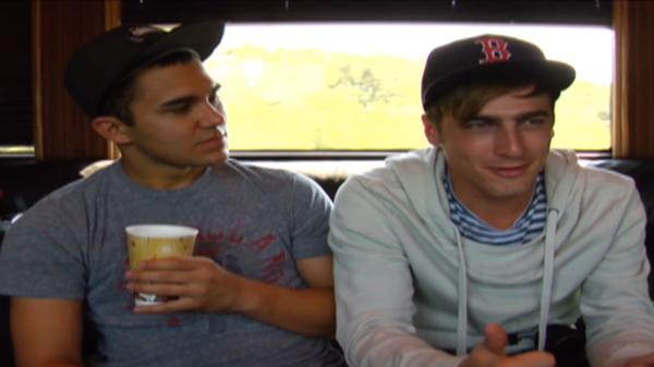"""Big Time Rush: """"On the Road: Songwriting"""""""