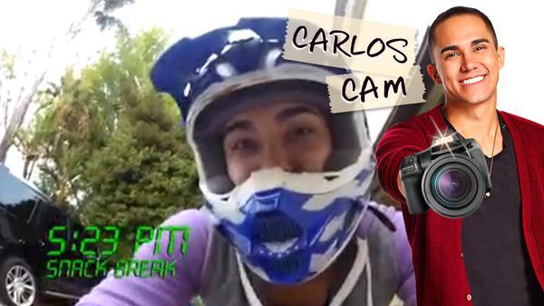 Carlos Cam: A Day with Los